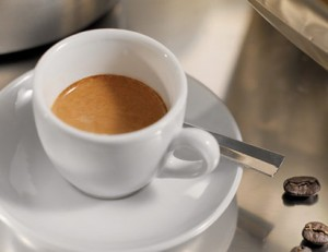 il profumo del caffè la mattina
