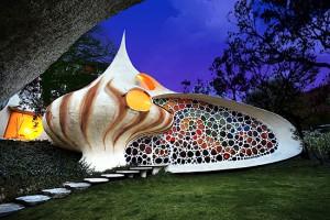 Nautilus House-Città del Messico
